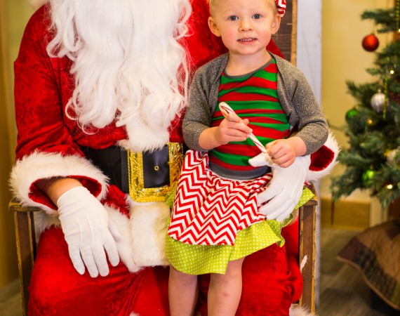 Santa Clause came to….MTCC!!
