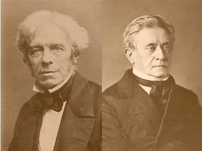 Faraday and Henry