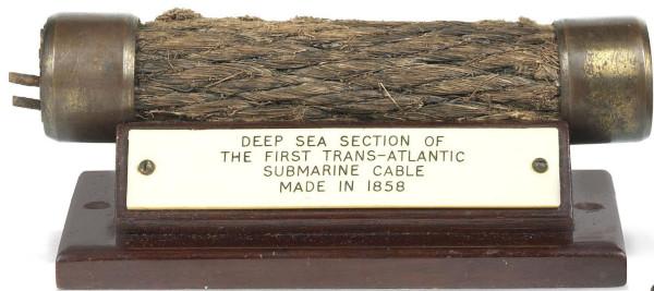First Transatlantic Cable